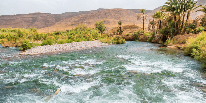 AFRICA: Water resource development to be the focus of attention in 2021 ©Elzbieta Sekowska / Shutterstock