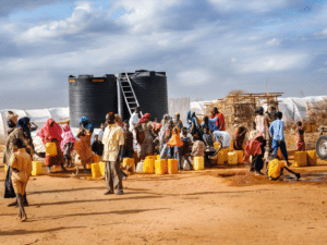 AFRICA: Five key players for better water management on the continent©hikrcn/Shutterstock