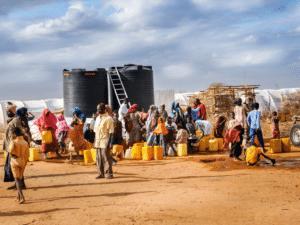 AFRIQUE : les cinq acteurs clés d'une meilleure gestion de l'eau sur le continent©hikrcn/Shutterstock