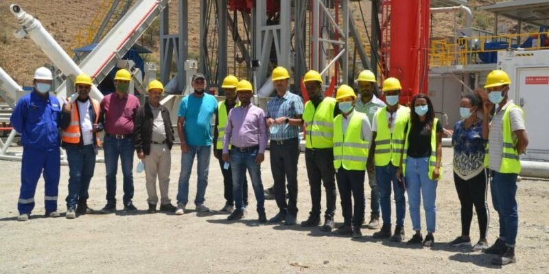 ETHIOPIA: Drilling to begin at Aluto Langano geothermal site on April 18th© EEP