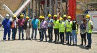ÉTHIOPIE : les forages commencent sur le site géothermique d'Aluto Langano le 18 avril© EEP