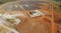 GHANA : la BPA connecte une centrale solaire 22,25 MWc au réseau électrique national © BPA