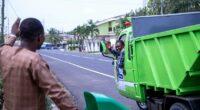 GHANA : Dispose Green collectera les déchets solides à la demande dans tout le pays©Dispose Green