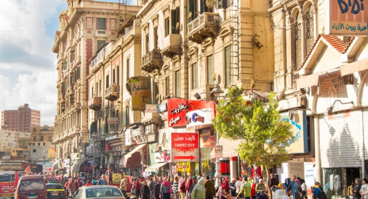 EGYPT: Towards increased EBRD support for the green and sustainable economy
