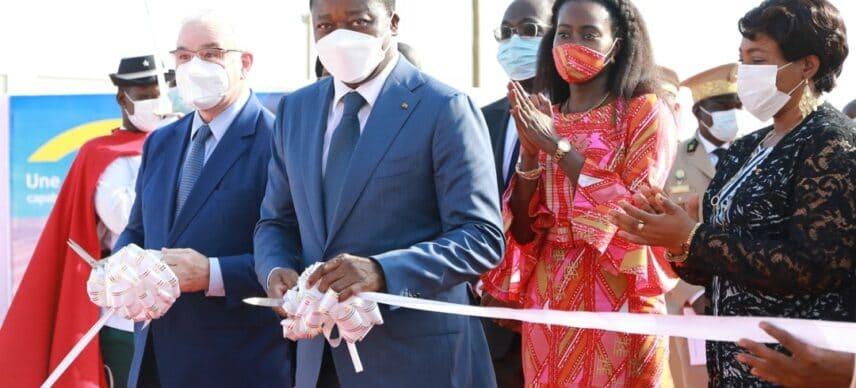 TOGO: What environmental guarantee for the Kékéli power plant? © President of the Republic of Togo