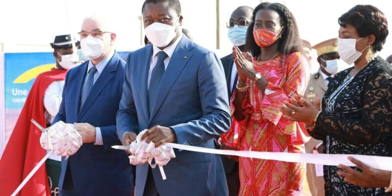 TOGO : quelle garantie environnementale pour la centrale électrique Kékéli? © Président de la République du Togo