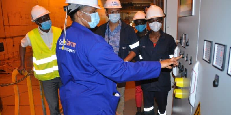 UGANDA: Andritz to Rehabilitate Kiira Hydropower Plant (200 MW) © Eskom Uganda