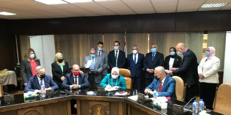 EGYPT: Acwa Power to start work on Kom Ombo solar park before the end of 2021 © Acwa Power