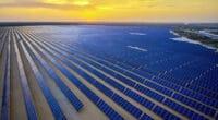 ÉGYPTE : Acwa Power obtient 114 M$ pour sa centrale solaire de Kom Ombo de 200 MWc © Jenson/Shutterstock