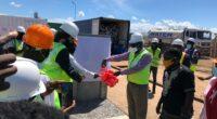 MALAWI : Phanes lance la première phase de son projet d'énergie solaire de Nkhotakota © Ministère de l'Energie du Malawi