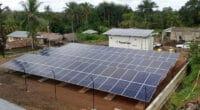 SIERRA LEONE : PowerGen connecte des mini-grids solaires pour 4 communautés rurales © PowerGen
