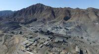 NAMIBIE : Trevali va doter sa mine de Rosh Pinah d'un système solaire photovoltaïque© Trevali