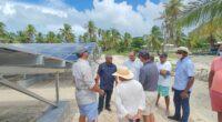 SEYCHELLES : l'IDC met en service deux centrales solaires à Astove et Farquhar© State House Seychelles