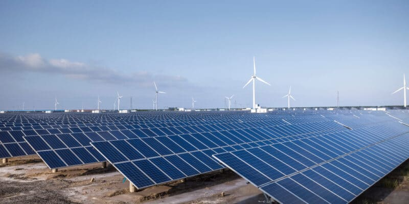 MOROCCO: Xlinks to bring 10.5 GW of solar and wind power to the UK © crystal51/Shutterstock