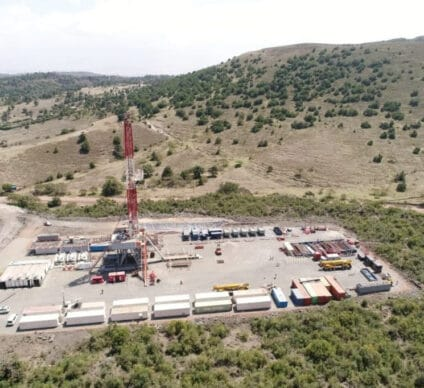 ETHIOPIA: KenGen completes first drilling at Tulu Moye geothermal site © TMGO/Shutterstock