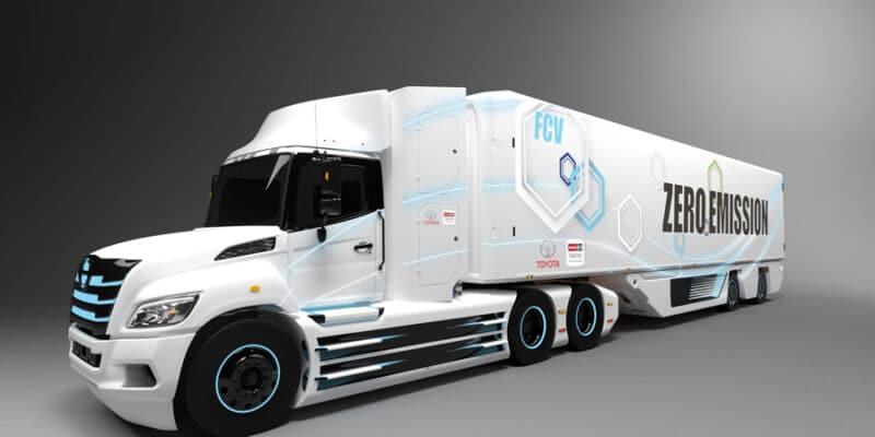 AFRIQUE : une alliance entre Sasol et Toyota pour le transport à l'hydrogène vert © Toyota