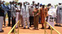 BURKINA FASO : le gouvernement va étendre le barrage d'irrigation de Niofila©Ministère burkinabé de l'Agriculture, Aménagements Hydro-agricoles et Mécanisation
