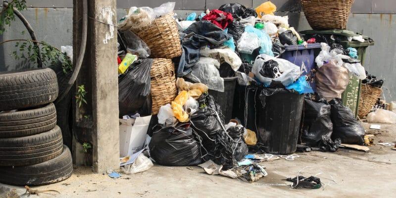 BÉNIN : le concours Ecolo4Dev pour des solutions numériques de gestion de déchets ©3ffi/Shutterstock