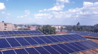 TOGO: thanks to GIZ funding, AT2ER has a mini solar power plant ©Lidia Daskalova/Shutterstock