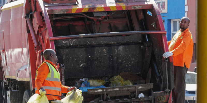 SENEGAL: The UCG launches a waste collection operation in several communes©Roxane 134/Shutterstock