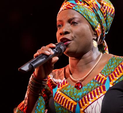 AFRIQUE : «mother nature», le film environnemental d'Angélique Kidjo ©Aija Lehtonen/Shutterstock
