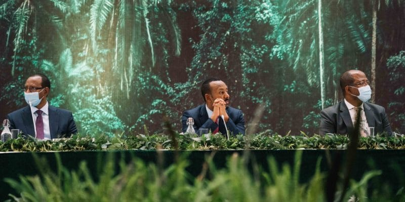 ETHIOPIA: A new campaign to plant 6 billion trees by 2022 ©Office of the Prime Minister of Ethiopia