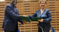 AFRIQUE : la Berd et la BAD s'allient pour le développement durable du secteur privé © BAD