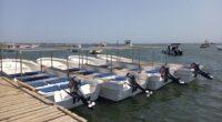 SÉNÉGAL : le gouvernement s'équipe pour la préservation des aires marines protégées©AFD