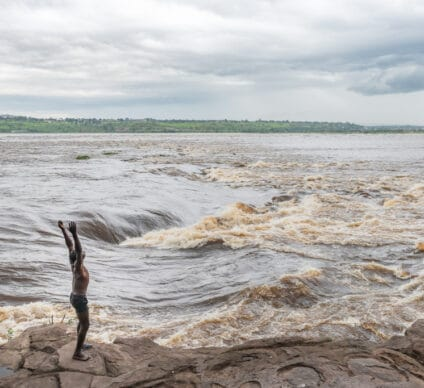 CAMEROON-CONGO: China's CGGC wins the construction of the Chollet dam (600 MW)© mbrand85/Shutterstock