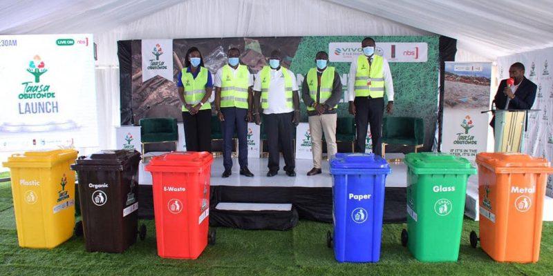 UGANDA: A coalition for a campaign against plastic pollution ©Vivo Energy Uganda