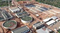 IVORY COAST: The La Mé drinking water plant will come into service in July 2021©PFO Africa