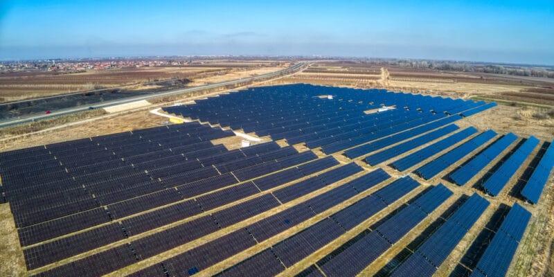 NAMIBIE : Mergence devient actionnaire majoritaire dans les centrales solaires Ejuva ©Robert Miramontes/Shutterstock