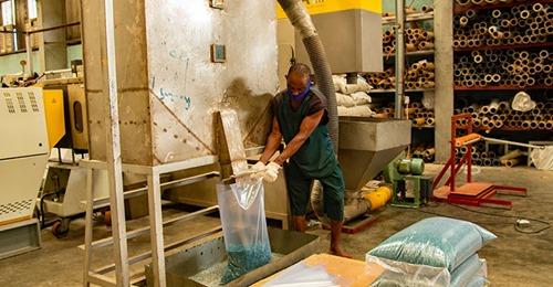 NIGERIA: Norad funds plastics circularity feasibility study©Dow
