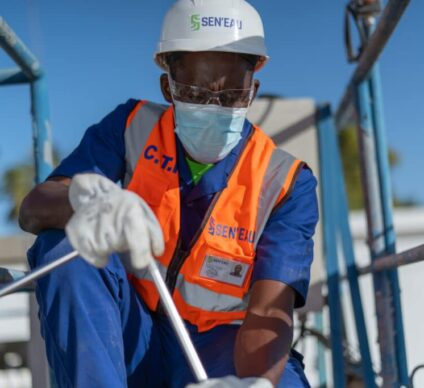 AFRICA: SUEZ relies on training as a lever for local anchoring and performance© LayePro