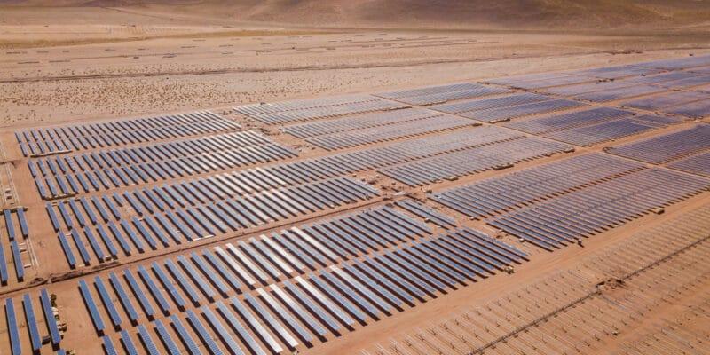 ÉGYPTE : juwi dotera la mine de Sukari d'une centrale solaire avec système de stockage © Estebran/Shutterstock