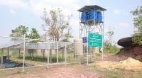 GABON: Four boreholes reinforce the water supply to 2,800 households in Libreville ©sme lek/Shutterstock