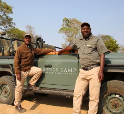 NAMIBIA: Wildlife Angel deploys anti-poaching mission to Etosha Park©Leonard Zhukovsky/Shutterstock