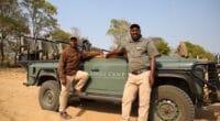 NAMIBIE : Wildlife Angel déploie une mission antibraconnage dans le parc d'Etosha©Leonard Zhukovsky/Shutterstock