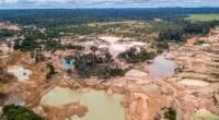 AFRIQUE : malgré les efforts de réduction, la déforestation s'accentue©PARALAXIS/Shutterstock