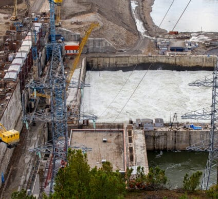 NIGERIA: Zungeru Hydroelectric Plant to Deliver First MW in December © Alexander Khitrov /Shutterstock