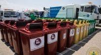 GHANA : Zoomlion renforce ses performances opérationnelles avec 101 camions-poubelles ©Présidence de la République du Ghana