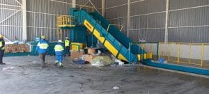 Waste recovery plant in Kenitra, Morocco © LAYEPRO Photos