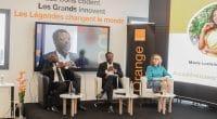 AFRIQUE DE L'OUEST : Orange vise la neutralité carbone en 2040©Orange