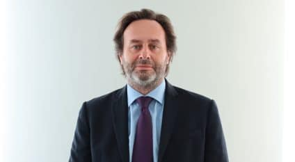 """Cyril Courjaret: """"My challenge is to prepare for the future growth of SUEZ in Africa"""" © Suez"""