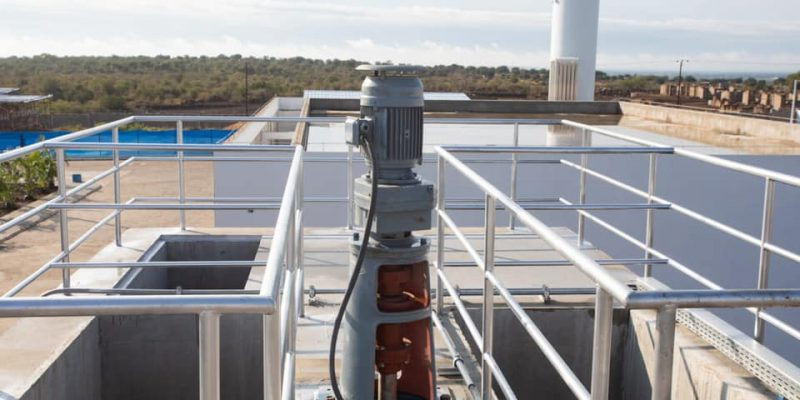 MOZAMBIQUE: A new drinking water plant serves 560,000 people in Maputo©Presidency of the Republic of Mozambique