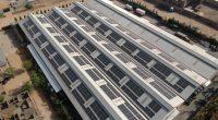 NIGERIA : Westa.Solar connecte une centrale solaire 500 kWc sur le toit de Petrichor © Westa.Solar