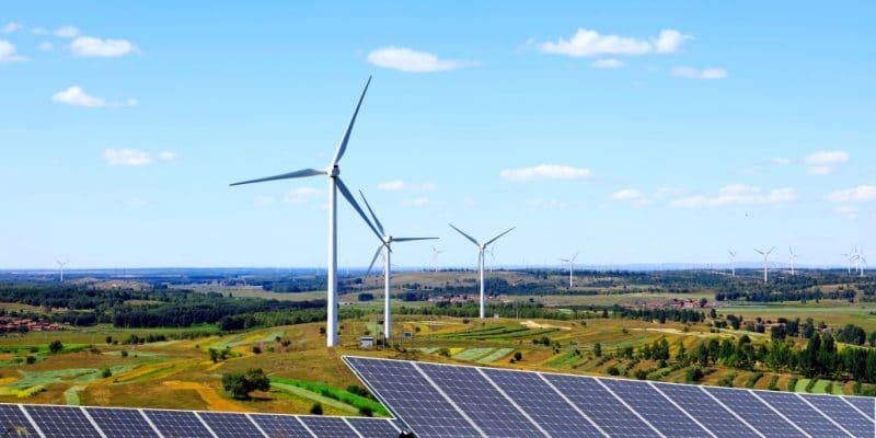 AFRIQUE : AREF II lève 130 M€ pour les énergies renouvelables au sud du Sahara © zhengzaishuru/ Shutterstock