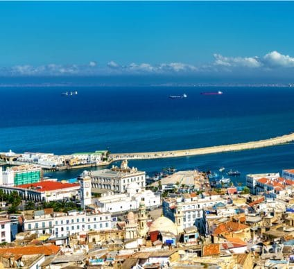 ALGERIA: 4 desalination plants to be reactivated between June and August 2021©Leonid Andronov/Shutterstock