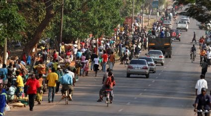 MALAWI: World Bank funds sanitation for 250,000 people in Lilongwe©hecke61/Shutterstock