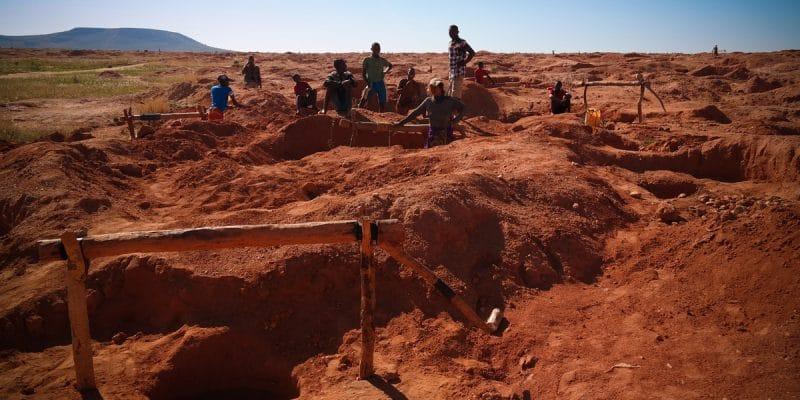 AFRIQUE : l'impact des activités minières sur l'environnement©Homo Cosmicos/Shutterstock